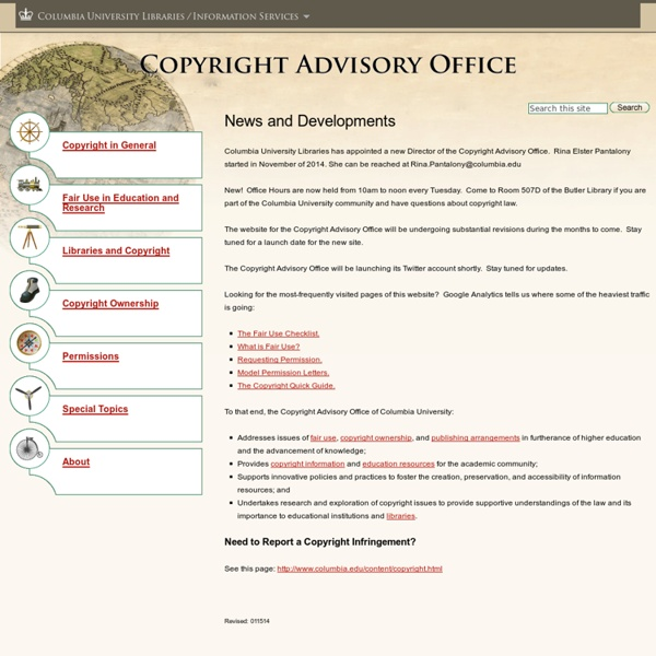 Copyright Advisory Office