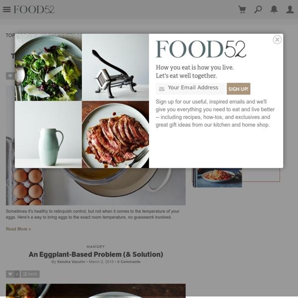 Columns - Food52