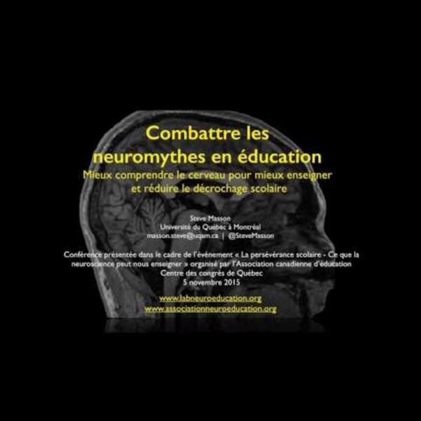 Combattre les neuromythes en éducation