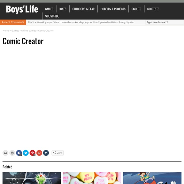 Comic Creator