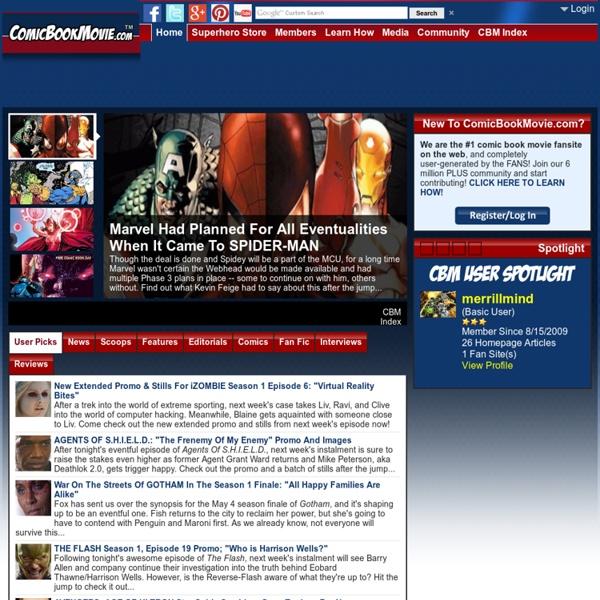 Comic Book Movies: Superhero Movies, The Avengers, Batman, Superman, Spider-Man, Captain America, Green Lantern, Thor, X-Men First Class, Iron Man 3