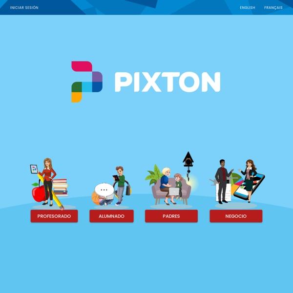 Pixton, para crear y compartir cómics