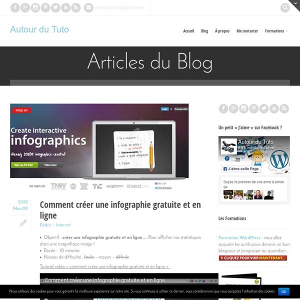 Comment créer une infographie gratuite et en ligne