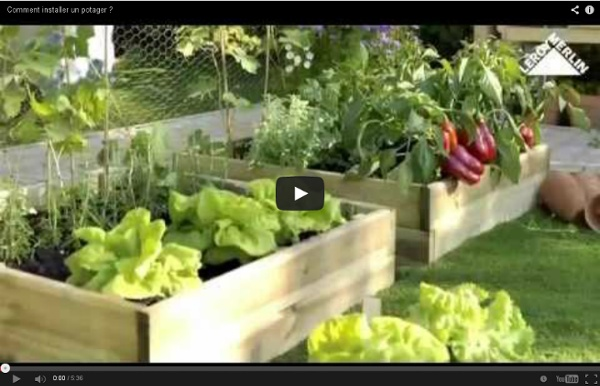 Comment installer un potager ?