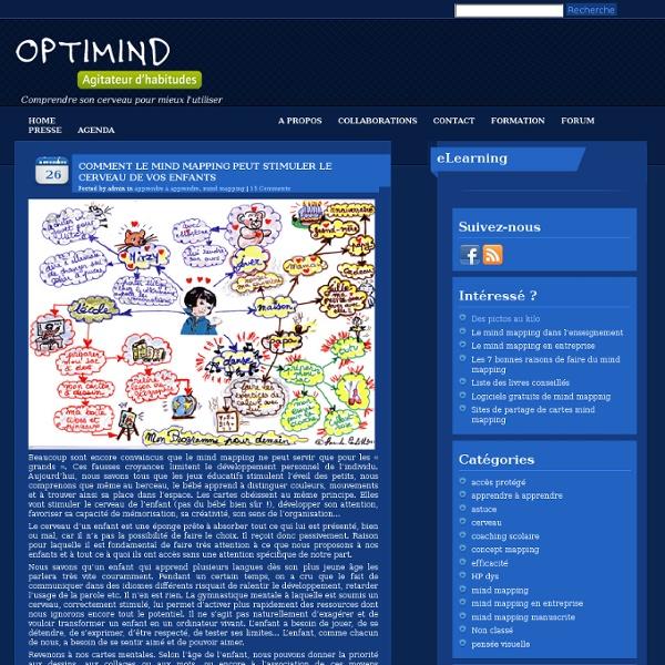 Comment le mind mapping peut stimuler le cerveau de vos enfants