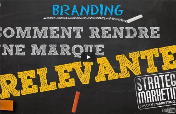 Comment rendre une marque relevante (marketing produit)
