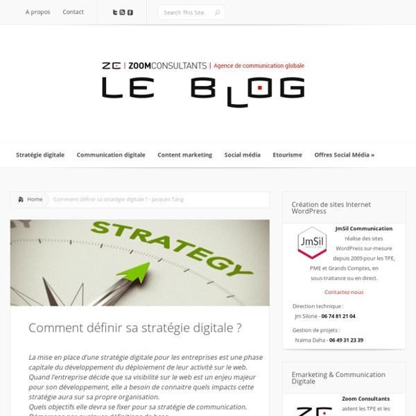 Comment définir sa stratégie digitale
