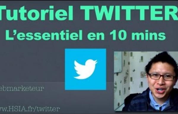 2 : Comment utiliser Twitter - le Tutoriel complet