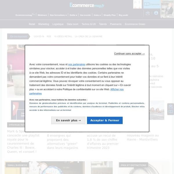 Pour le salon E-Commerce 2011, Improveeze annonce sa solution logicielle ConnectedStore EzeeShop V2, totalement intuitive, flexible et 100% connectée.