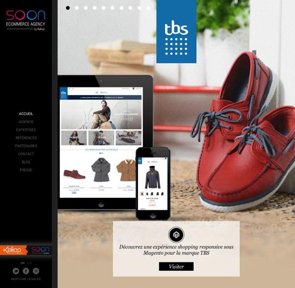 Agence e-commerce - Partenaire officiel Magento
