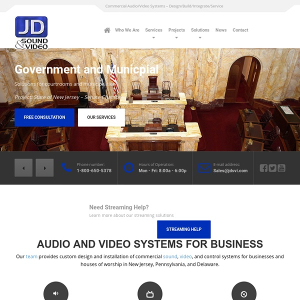 Corporate Audio Systems