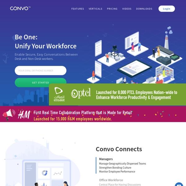 Enterprise Social Network for Business Collaboration