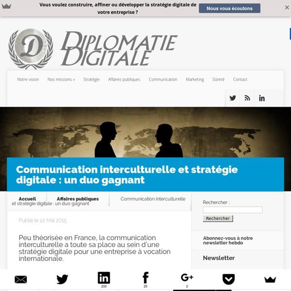 Communication interculturelle et stratégie digitale : un duo gagnant
