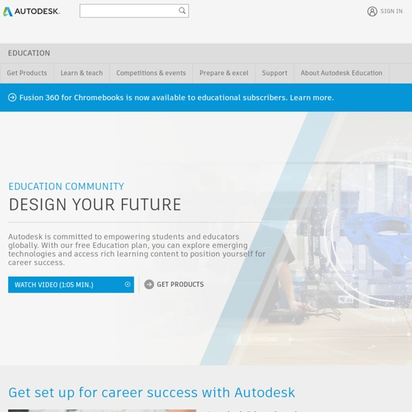 Autodesk Education Community