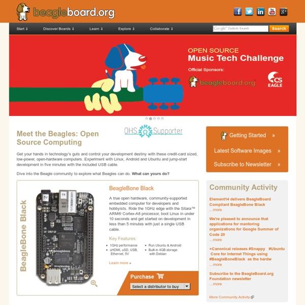 BeagleBoard.org - default