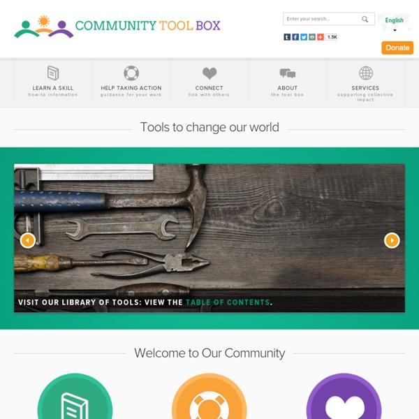 Community Tool Box