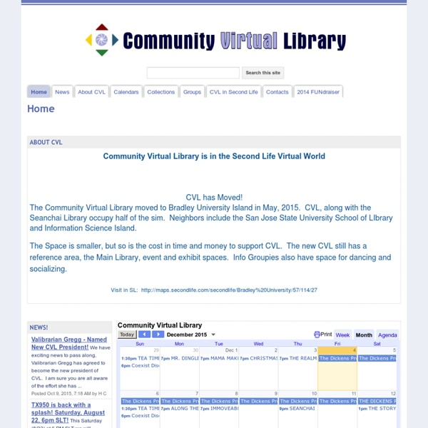 Alliance Virtual Library