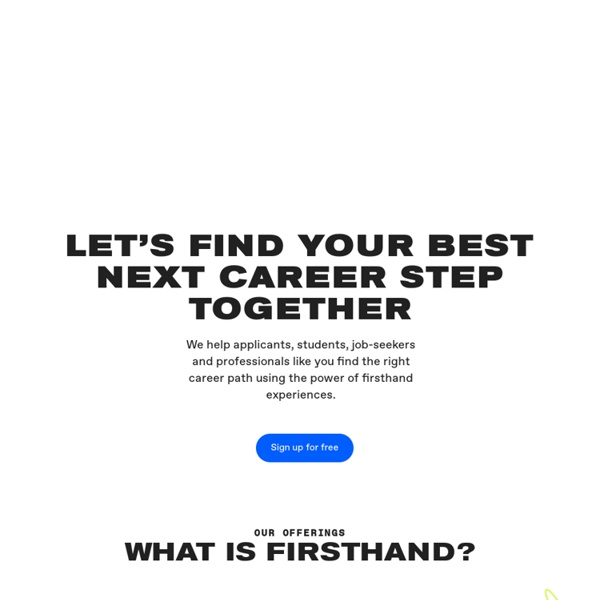 Vault.com - Get the inside scoop on companies, schools, internships, jobs and more.
