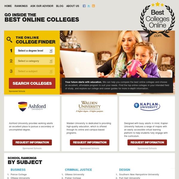 Best Online Colleges: The Top Online Universities and Schools