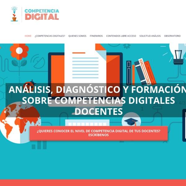 Competencia Digital - Formación para Docentes