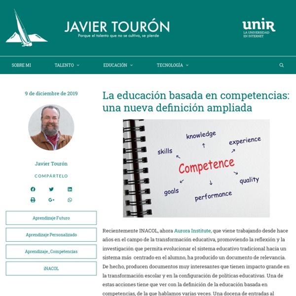 La educación basada en competencias: una nueva definición ampliada