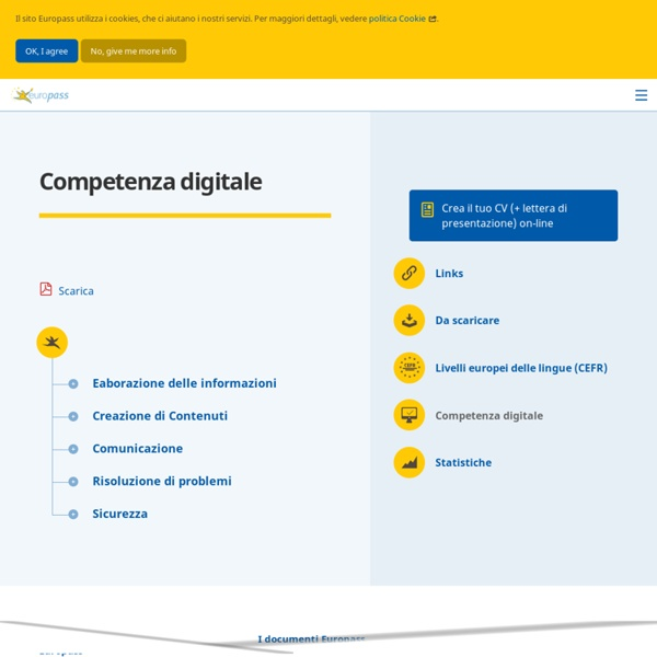 Competenza digitale