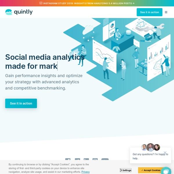 Social Media Analytics & Competitor Benchmarking