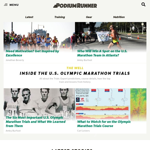 Competitor.com - Your Online Source for Running
