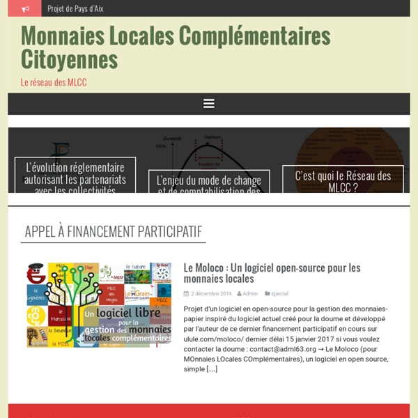 Monnaies locales complémentaires Lignières