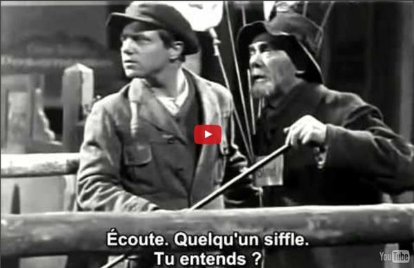 Film Complet - M LE MAUDIT - Fritz Lang - 1931 - VOSTFR