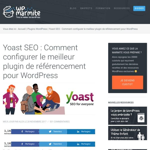 WordPress SEO : Le guide complet pour optimiser votre site