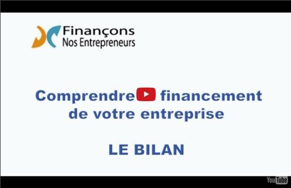 Comprendre le financement de l'entreprise : le bilan