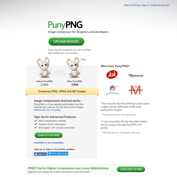 PunyPNG - PNG Compression and Image Optimization - Gracepoint After Five