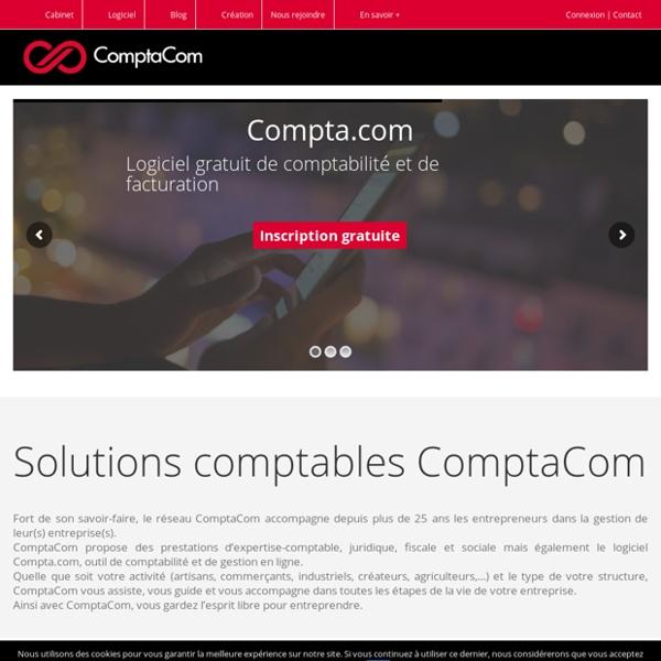 ComptaCom - Solutions comptables
