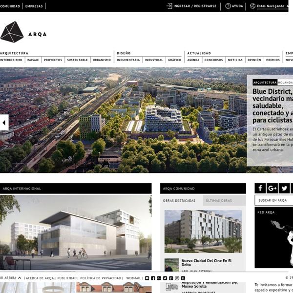 ARQA – Comunidad de Arquitectura y Diseño