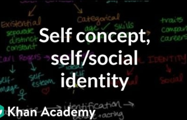 Self concept, self identity, and social identity