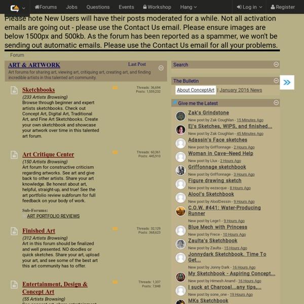 ConceptArt.org