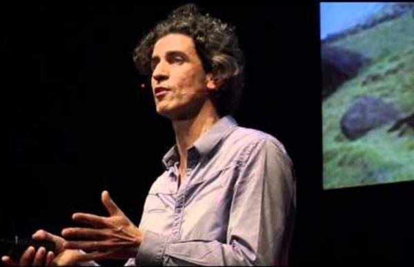 Notre conception du monde nous interdit le monde de demain : Yannick Roudaut at TEDxNantes