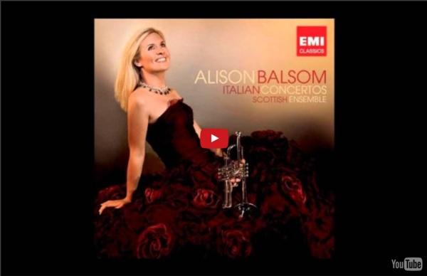 Trumpet Concertos Vivaldi, Marcello, Albinoni, Tartini, Cimarosa, Alison Balsom