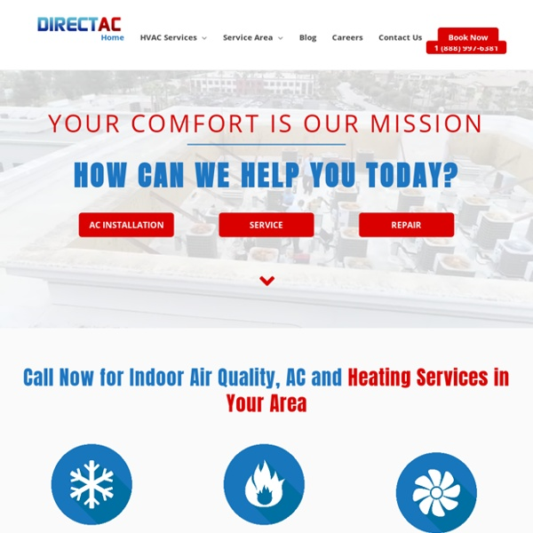 HVAC & Air Conditioner Services in Riverside