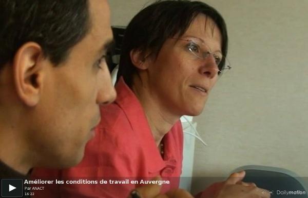 06 VIDEO ARACT AUVERGNE Améliorer les conditions de travail en Auvergne