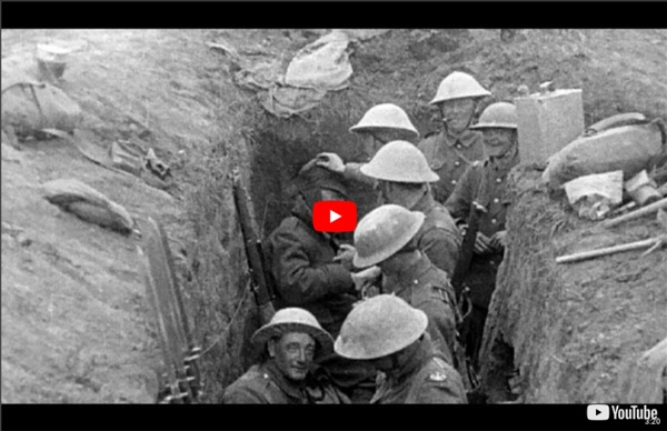 Conditions in Trenches - Dan Snow's Battle of the Somme