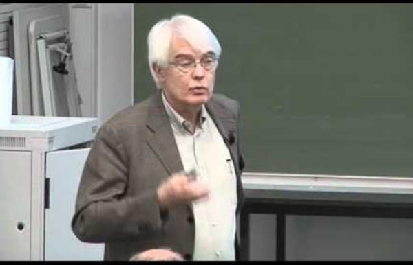 Conférence de Philippe van den Bosch (UCL) sur les fonctions cérébrales : Sculpter son cerveau !