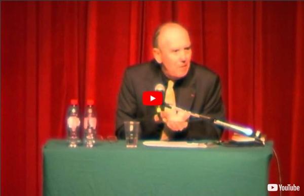 Conférence du Professeur Henri Joyeux - Nutrition (partie 1/2 - La conférence)