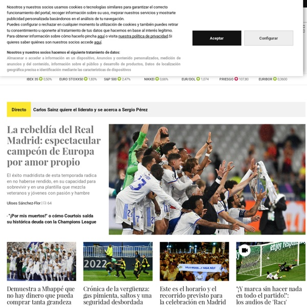 Blogs en El confidencial