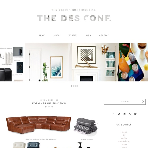DIY + Design: Your Field Guide to a Well Designed Do It Yourself Lifestyle