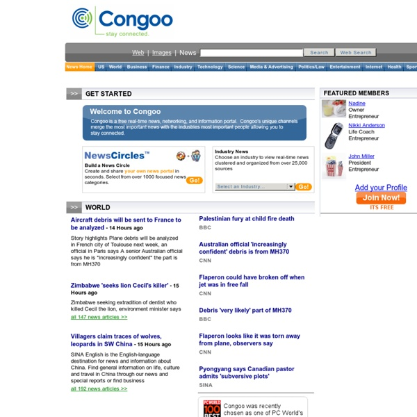 Congoo News