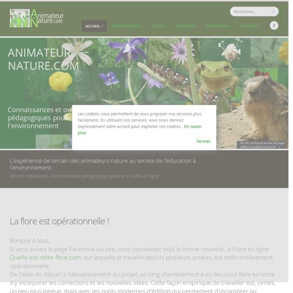 Animateur-nature
