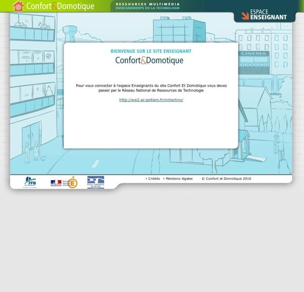 Confort et domotique Site ressource TOP
