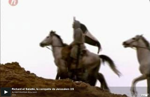 Richard et Saladin, la conquête de Jerusalem 2/8 - une vidéo Amis et Famille
